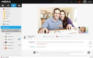 """Công nghệ thông tin - MegaChat ra đời để... """"giết"""" Skype"""
