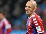 Bóng đá - Bochum - Bayern: Siêu phẩm mừng sinh nhật Robben