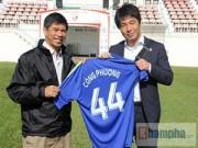 Bóng đá Việt Nam - Đội bóng cũ của HLV Miura muốn chiêu mộ Công Phượng