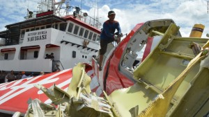 Indonesia bắt đầu chiến dịch trục vớt xác máy bay QZ8501