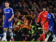 Bóng đá Ngoại hạng Anh - Mourinho xấu hổ bởi Chelsea thua sốc