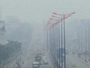 Tin tức Việt Nam - TPHCM mù sương, lạnh như đầu đông miền Bắc