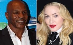 Mike Tyson lấn sân âm nhạc vì Madonna