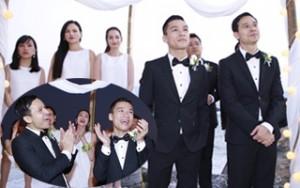 Thời trang - Đám cưới đồng tính lãng mạn của NTK Adrian Anh Tuấn