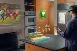 Công nghệ thông tin - Kính thực tế ảo HoloLens: Khoa học không còn viễn tưởng