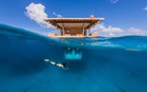 Phi thường - kỳ quặc - 11 khách sạn độc đáo nhất thế giới