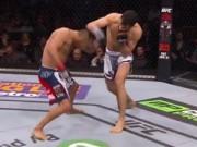 """Thể thao - UFC: Ra đòn """"điện xẹt"""" knock-out đối phương"""