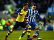 Bóng đá - Brighton – Arsenal: Rượt đuổi hấp dẫn