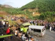 Camera hành trình - Nguyên nhân ban đầu vụ tai nạn thảm khốc tại Thanh Hóa