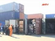 Video An ninh - 5.000 container rác thải độc hại tuồn vào Việt Nam