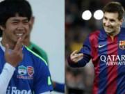 """Bóng đá - Cầu thủ ấn tượng nhất 19-25/1: """"Messi Việt Nam"""" & Messi """"xịn"""""""