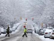 Thế giới - Bão tuyết lớn kỷ lục đe dọa bờ Đông nước Mỹ