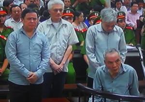 An ninh Xã hội - Xử phúc thẩm vụ án lừa đảo dãn dân phố cổ Hà Nội