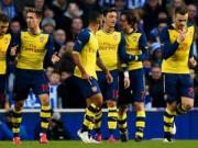 Bóng đá Ngoại hạng Anh - Arsenal thăng hoa: Xin đừng là nhất thời