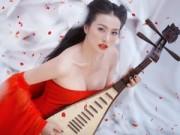"""Ngôi sao điện ảnh - """"Ma nữ"""" Trương Nhi gợi cảm hóa Lý Mạc Sầu"""
