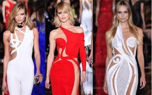 """Váy - Đầm - Váy áo xa xỉ của Versace """"gây mê"""" vì quá đẳng cấp"""