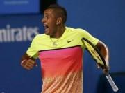 Thể thao - Đả bại Seppi, Kyrgios đi vào lịch sử Australian Open