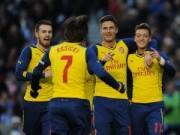 Bóng đá - Vòng 5 FA Cup: Arsenal đụng kẻ hạ gục Man City