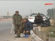 Video An ninh - Tự xưng thương binh áp tải hàng nhập lậu