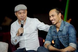 Ca nhạc - MTV - Phạm Anh Khoa: Cắn lưỡi để khóc đến...khóc không dừng