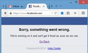 Tin tức Việt Nam - HOT: Facebook tại Việt Nam không thể truy cập
