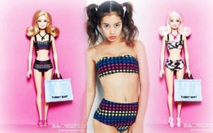 Đồ lót - đồ bơi - Nhật Bản tung dòng nội y giống của búp bê Barbie