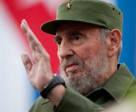 Thế giới - Fidel Castro lần đầu lên tiếng về quan hệ Mỹ-Cuba