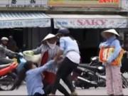 An ninh Xã hội - Camera giấu kín: Dàn cảnh đánh ghen để cướp tài sản