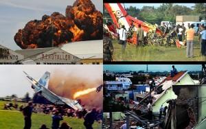 Thế giới - Những tai nạn máy bay trong huấn luyện và trình diễn
