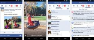 Thời trang Hi-tech - Ứng dụng Facebook Lite siêu nhẹ, tích hợp Messenger