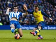 Bóng đá Ngoại hạng Anh - Oezil trở lại: Sáng nhưng chưa tỏ