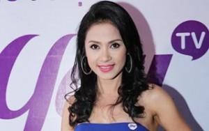 Việt Trinh khoe vẻ gợi cảm giữa dàn sao trẻ