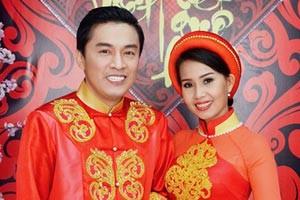 Lam Trường, Cẩm Ly rạng rỡ như cặp đôi mới cưới