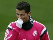 Ngôi sao bóng đá - Chờ án phạt, Ronaldo bất ngờ đi bệnh viện