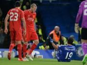 Bóng đá - Liverpool 2 lần thoát penalty trước Chelsea