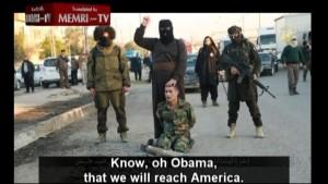 """Thế giới - IS dọa """"chặt đầu"""" Tổng thống Obama ngay tại Nhà Trắng"""