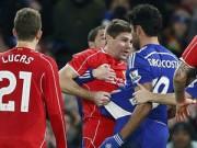Bóng đá Ngoại hạng Anh - Liên tiếp chơi xấu, Costa đáng lẽ phải bị đuổi