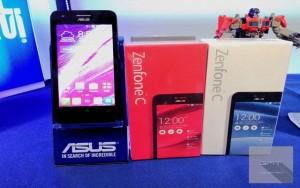 Điện thoại - Asus ZenFone C trình làng với giá sốc 2 triệu đồng