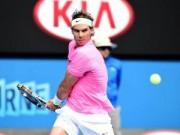 Thể thao - Hot shot: 2 cú trái dọc dây miễn chê của Nadal