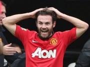 Ngôi sao bóng đá - MU: Mata buồn tủi khi phải xem Cúp C1 qua tivi