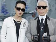 Thời trang nam - G-Dragon cực ngầu ở tuần lễ thời trang cao cấp Paris