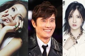 Phim - Lee Byung Hun chưa thoát scandal