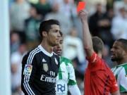 Bóng đá Tây Ban Nha - NÓNG: Ronaldo chính thức nhận án phạt