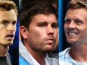 """Thể thao - """"Cố nhân"""" khiến Murray e ngại Berdych"""