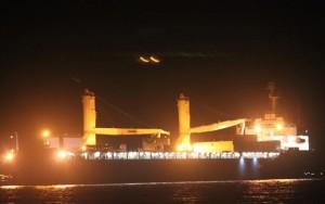 Tin tức Việt Nam - Tàu ngầm Kilo HQ-184 Hải Phòng đã về tới vịnh Cam Ranh