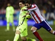 Bóng đá Tây Ban Nha - Atletico – Barca: Căng như dây đàn