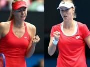 Thể thao - TRỰC TIẾP Sharapova – Makarova: Đẳng cấp lên tiếng (KT)
