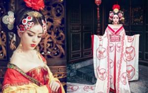 """Tin tức thời trang - """"Cháy"""" dịch vụ cho thuê đồ cosplay Võ Tắc Thiên"""