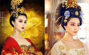 """Thời trang - Choáng ngợp với váy áo của """"Võ Tắc Thiên"""" Phạm Băng Băng"""