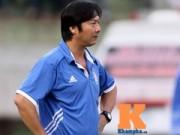 Tin bên lề bóng đá - Trợ lý tạm thay HLV Lê Huỳnh Đức dẫn dắt SHB.ĐN
